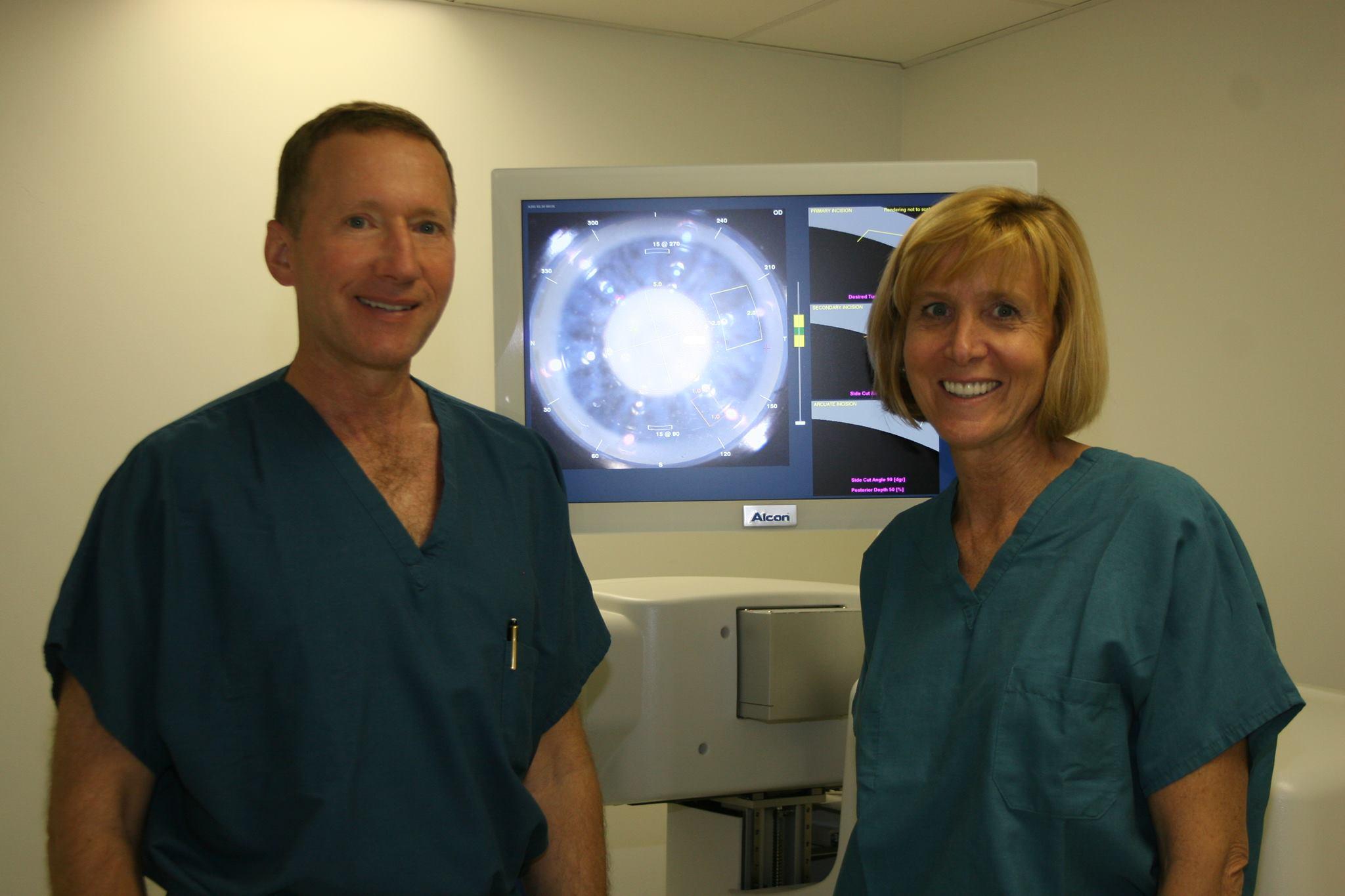 Dr Doug and Dr. Ann Williams