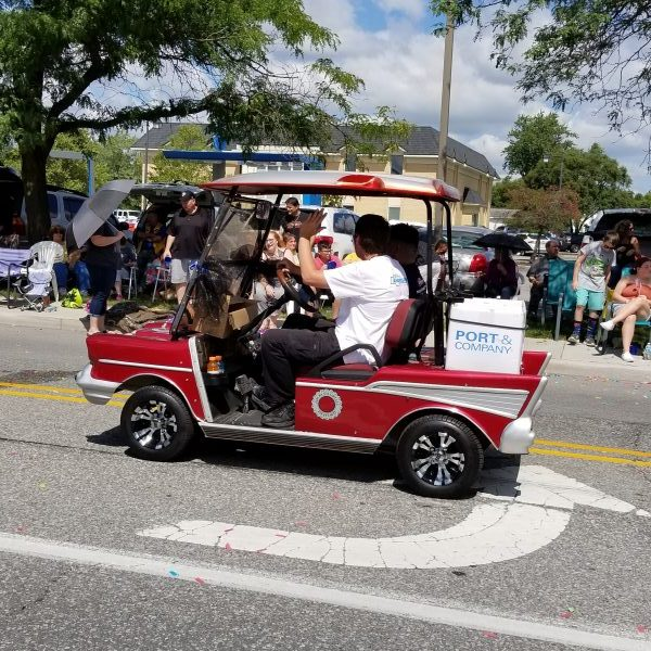 Just an Old Cart Golf Cart Sales and Rental