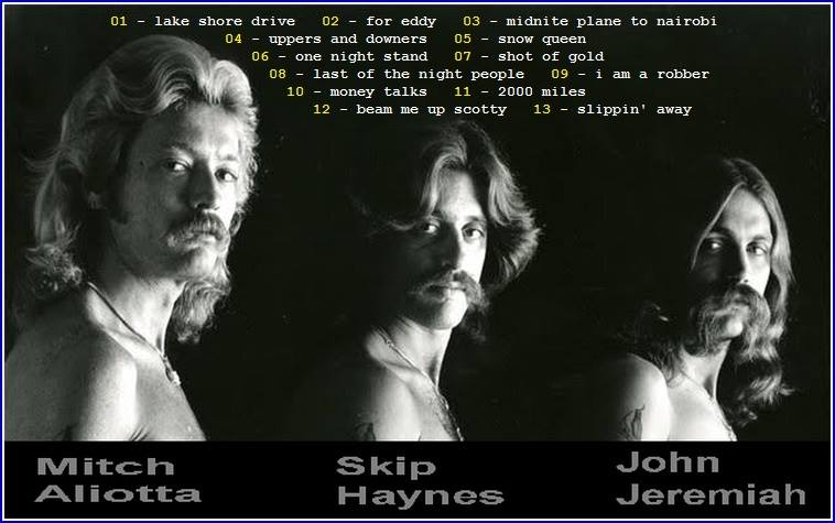 The last remaining member Skip Haynes of Aliotta Haynes and Jeremiah has died.